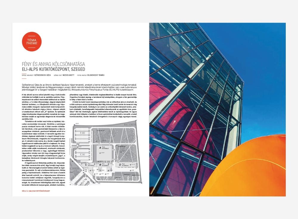 Hungarian Architecture Magazine Divisart